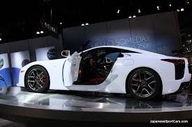 lexus lfa modified 2011 lexus lfa at 2009 la auto show picture number 91888