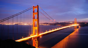most beautiful places to visit in america golden gate bridges