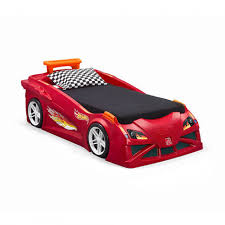 twin size car beds amazoncom dream factory trucks tractors cars