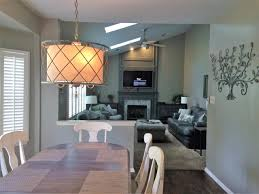 la bella casa interior designs diy family room kitchen and