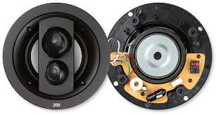 3 Way Ceiling Speakers by Jamo Ic206 Lcr 6 5