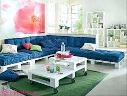 canapé avec palette canape lit palette faire un avec des palettes canape lit palette