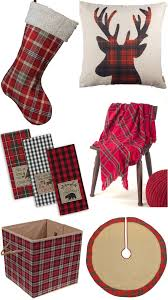 plaid christmas 21 plaid christmas decorating ideas tartan buffalo and rustic