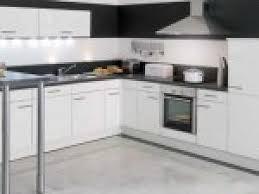 cuisine blanche et noir best decoration cuisine blanche ideas design trends 2017