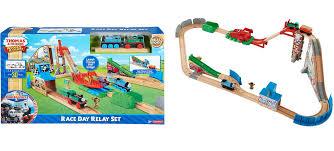 fisher price thomas train wooden railway 74 99
