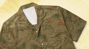Sofa King Shirt by Three Camp Collar Shirts To See Out Summer The Daily Mr Porter