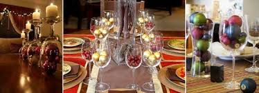 wine glass christmas ornaments creative centerpieces made with wine glasses so creative things