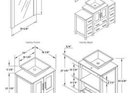 cabin remodeling standard bathroom counter height cabinet realie