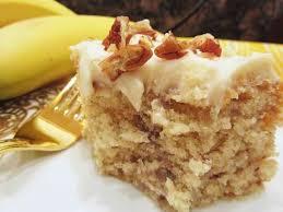 banana cake with cream cheese icing recipe all recipes uk