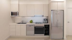 these are called straight kitchens as they line up straight