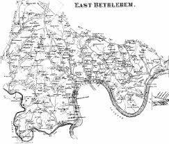 County Map Of Washington Washington County Genealogy Pagenweb Project Map East Bethlehem