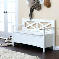 Storage Seat Bench Mudroom White Basket Storage Seat Bench Unit Stewart Image On