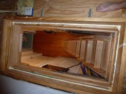 attic space castle home inspection