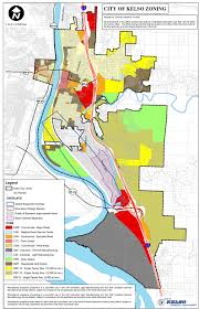 Zoning Map Kelso May Expand U0027adult Oriented U0027 Zoning District For Marijuana