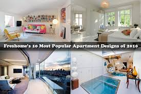 Freshomes  Most Popular Apartment Designs Of  Freshomecom - Apartment designs