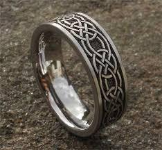 titanium men celtic knot titanium ring for men love2have in the uk