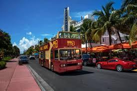Big Bus Washington Dc Map Big Bus Miami Discount Tickets For 1 Day Tours