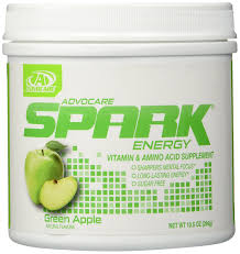 amazon com advocare spark canister fruit punch 10 5 oz health