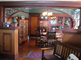 Craftsman Style Dining Room Furniture by Dining Room Asian Design Craftsman Bungalows And Stained Glass Art
