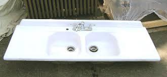 kohler cast iron kitchen sink kohler undermount cast iron sink kohler anthem double basin