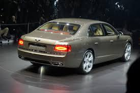 new bentley flying spur bentley u0027s luxury performance with new flying spur premiered at