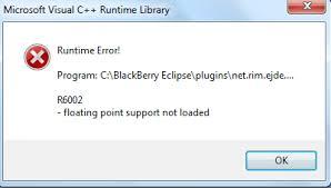 corel draw x5 runtime error cara mengatasi runtime error r6002 di windows utekno