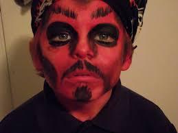 devil make up for kids makeup 2 by jessilynnxx d4h00lvjpg coloring