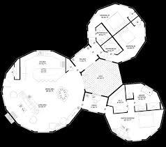 Dome Homes Floor Plans Aspen Series Floor Plans Mandala Homes Prefab Round House Round 6