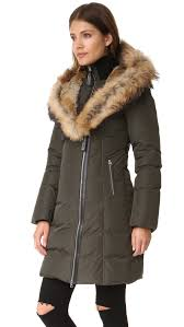 mackage trish coat shopbop