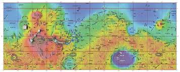 Latitude Map Of The World by Water On Mars So What Nat Geo Education Blog