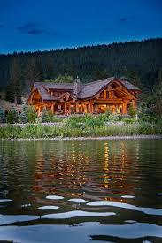 timber king u0027s log home masterpiece luxuryhomes com