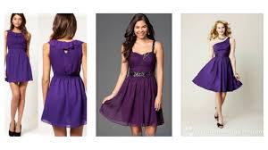 top 100 most beautiful purple cocktail dress for women youtube