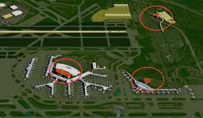 O Hare Terminal Map O U0027hare Airport To Get 350m Hotel Expansion