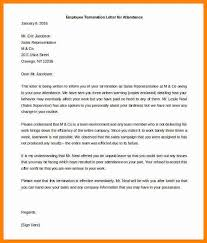employee termination letter template examples billybullock us
