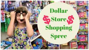 family dollar tree shopping spree the try to find a