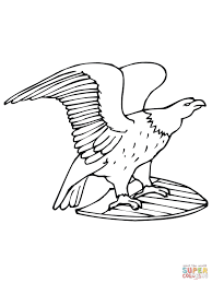 us bald eagle coloring page free printable coloring pages
