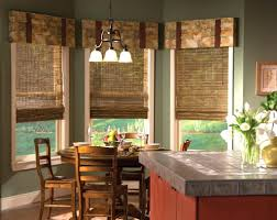 kitchen window treatment ideas 2015 treatments for a completed