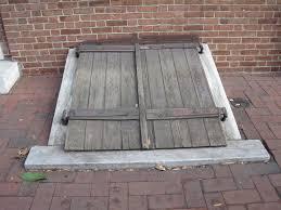 consider the basement door ideas for safety reason jeffsbakery