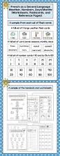 Beginner French Worksheets 57 Best French Immersion Lessson Plan Ideas Images On Pinterest
