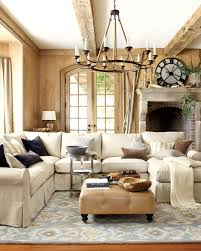 Using An Ottoman As A Coffee Table 10 Living Rooms Without Coffee Tables How To Decorate