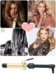 best size curling iron for medium length hair the beauty department your daily dose of pretty what does each