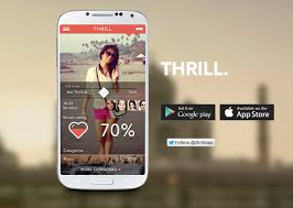 A Look At Thrill   A Mobile First Dating App For Indians     Lighthouse Insights