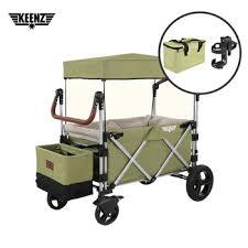 wagon baby folding stroller wagon folding trolley baby utility wagon with