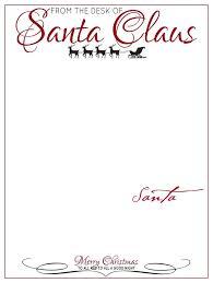 santa letters santa claus letter letters font