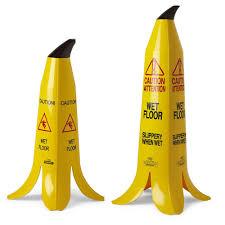 Wet Floor Images by Banana Wet Floor Sign Cleanpakcleanpak