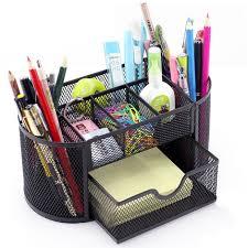 Decorative Desk Organizer Creative Desk Stationery Holders Decorative Pen Holders Office