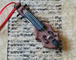 cello ornament etsy
