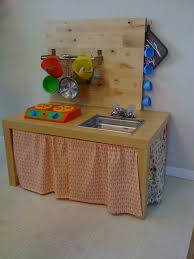 diy play kitchen ideas wooden play kitchen plans with ideas image 120325 iepbolt