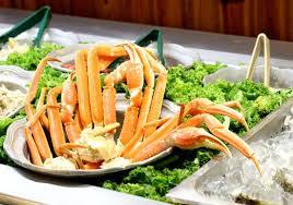 Seafood Buffets In Myrtle Beach Sc by Alaskan Crab Legs Picture Of Crabby George U0027s Seafood Buffet
