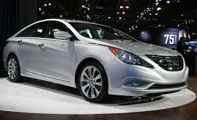 2011 hyundai sonata 2 0t turbo auto shows news car and driver